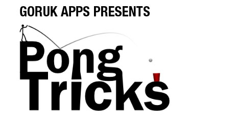 3D Pong Tricks By GORUK Apps